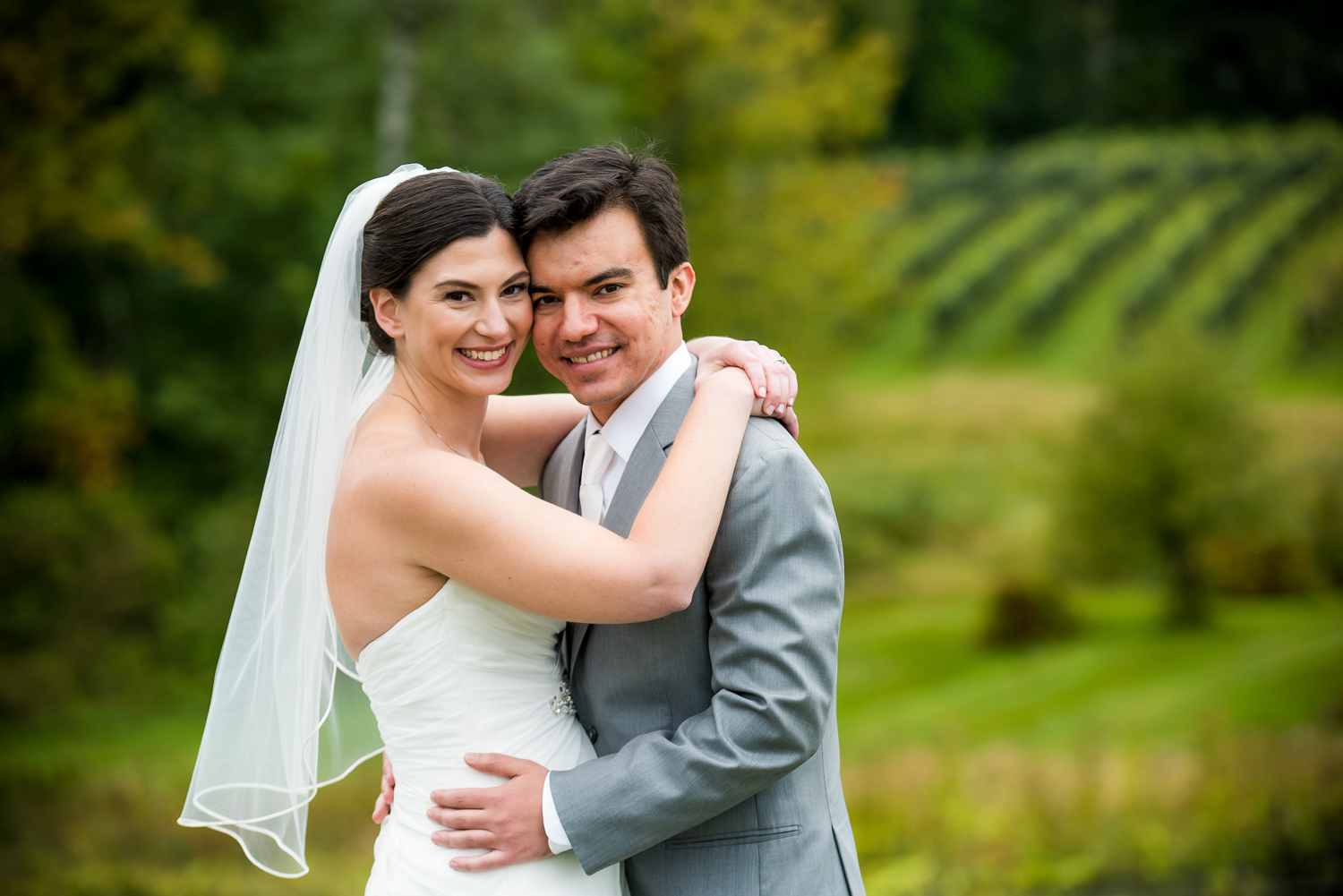 Andrea & Jim - Labelle Winery Wedding