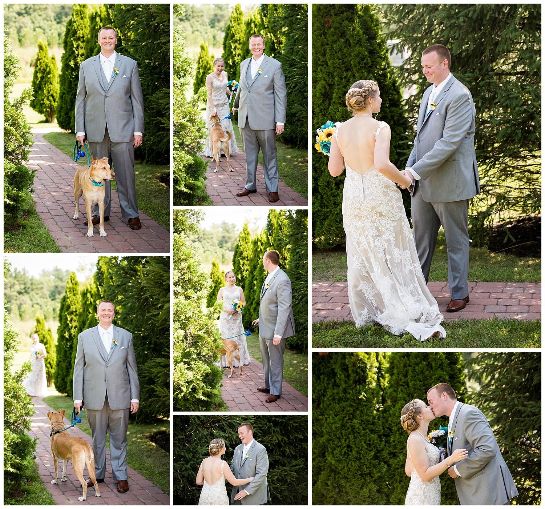 Jolene & Josh Blog,first look,