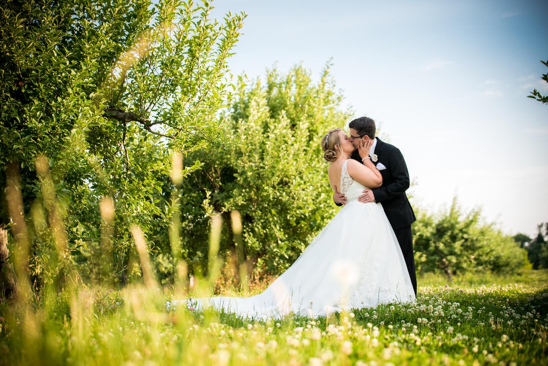 Kathryn & Patrick - Smith Barn Peabody Wedding
