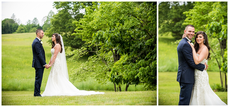 Maudslay Park - Bride & Groom Portraits