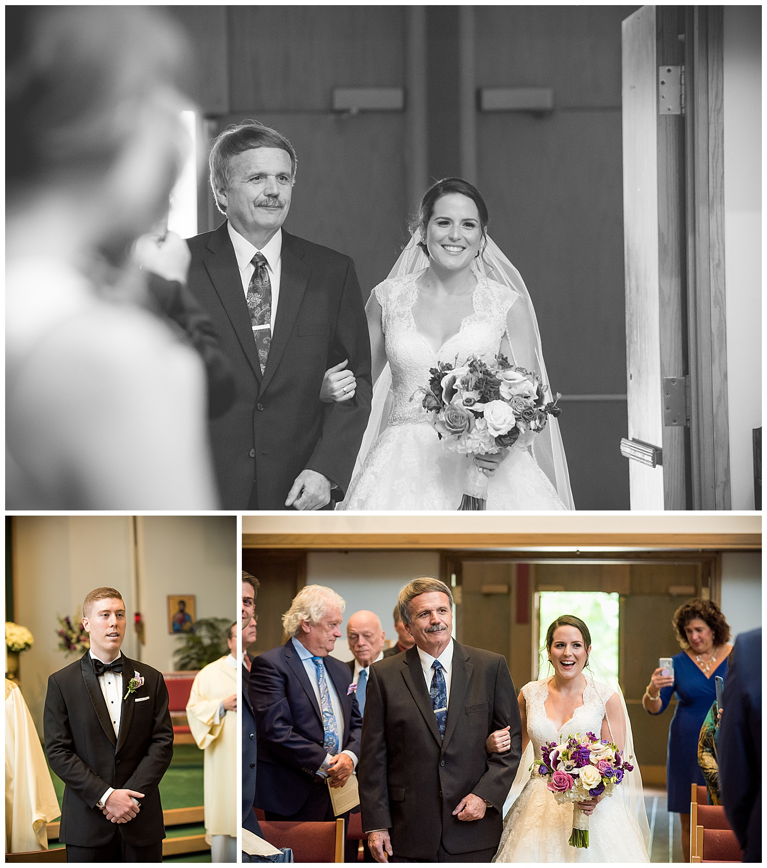 St. Mark's Church Londonderry - Wedding Ceremony