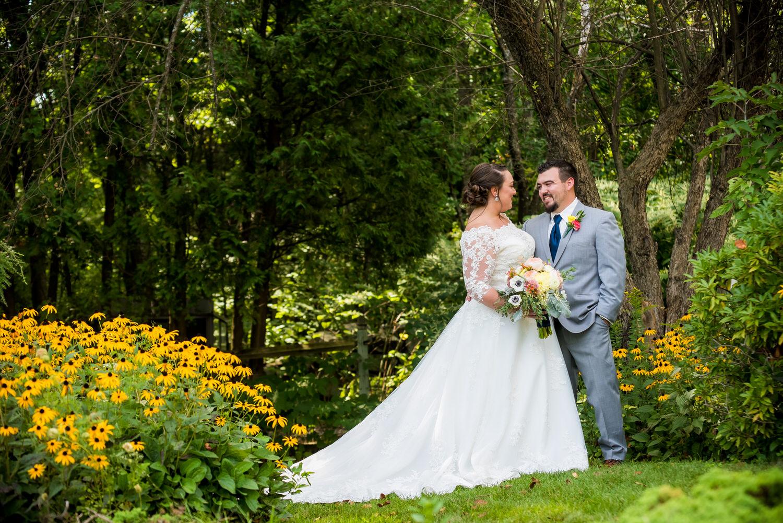 Sarah & Vinny - Bedford Village Inn Wedding