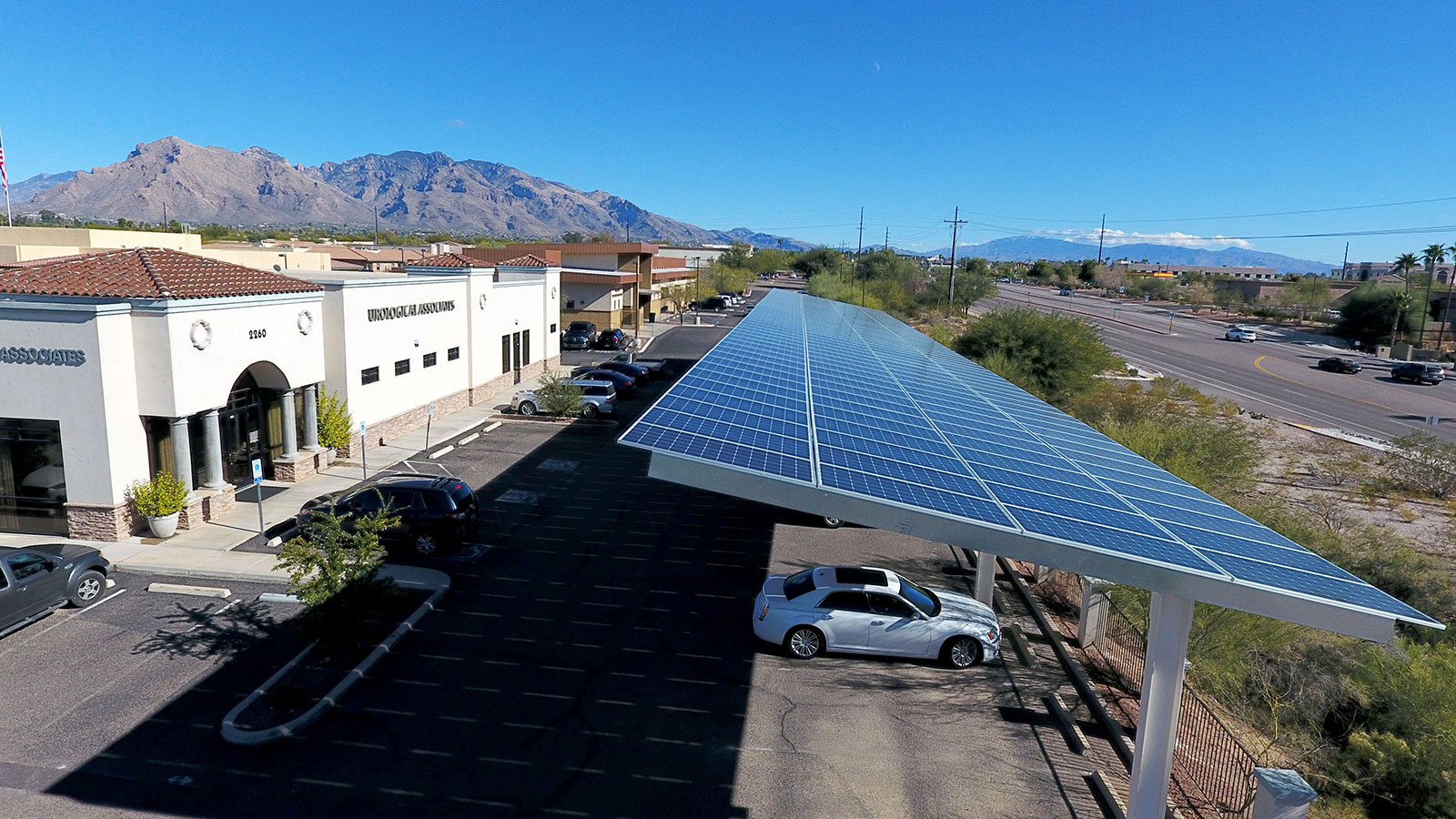 solar carports boild down to a science