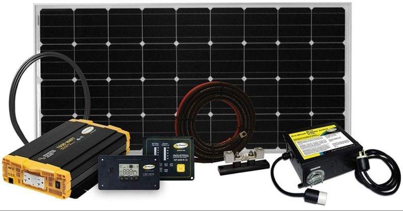 Best DIY Solar Generator Kits Ranked