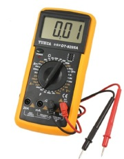 Using a good quality voltmeter to diagnose your battteries