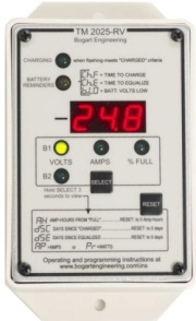 Trimetric 2025 Battery Meter