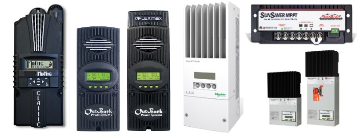 solar mppt charge controllers for dumping electrcity