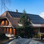 Solaranlage von Solarify auf Bauernhaus in Homberg
