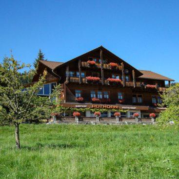 Gasthof Rothorn in Sigriswil