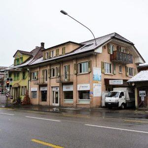 Gebäude Ernst Riesen AG Thun