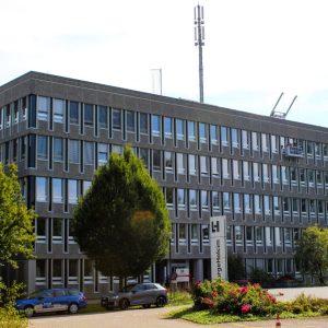 Gebäude LafargeHolcim Holderbank