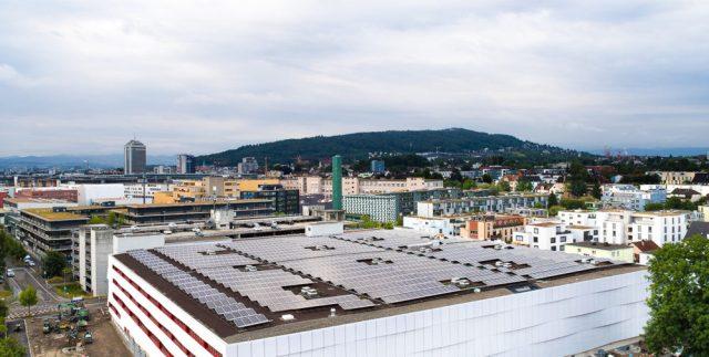 Solarspar Solaranlage