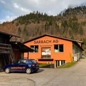 Schreinerei Sarbach AG