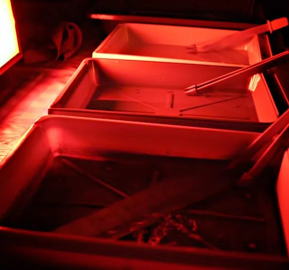 モノクロ暗室の写真教室