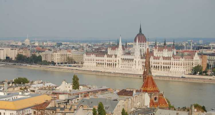 budapest city break