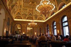 Budapest Lotz Cafe
