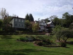 Astoria in Oregon
