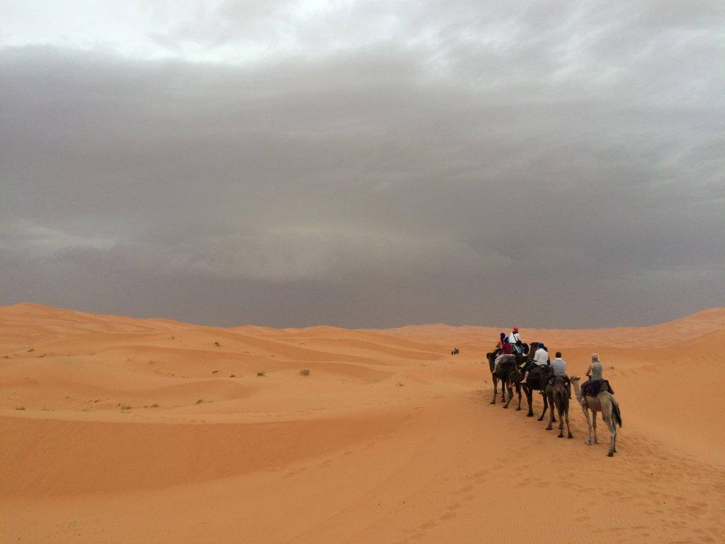 Organising a Self-Guided Desert Tour in Erg Chebbi in Morocco