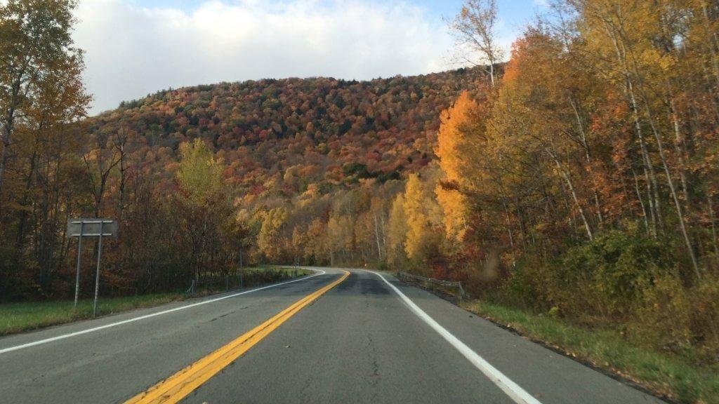 Catskills Mountain Drive