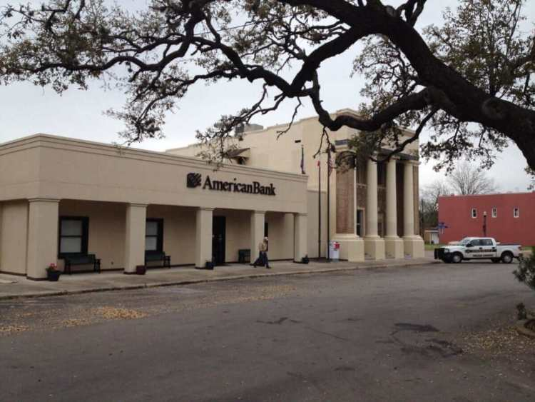 The Bank in Goliad Town Center