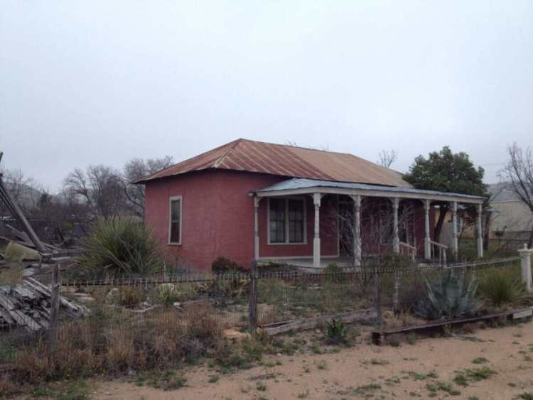Sanderson Houses, TX