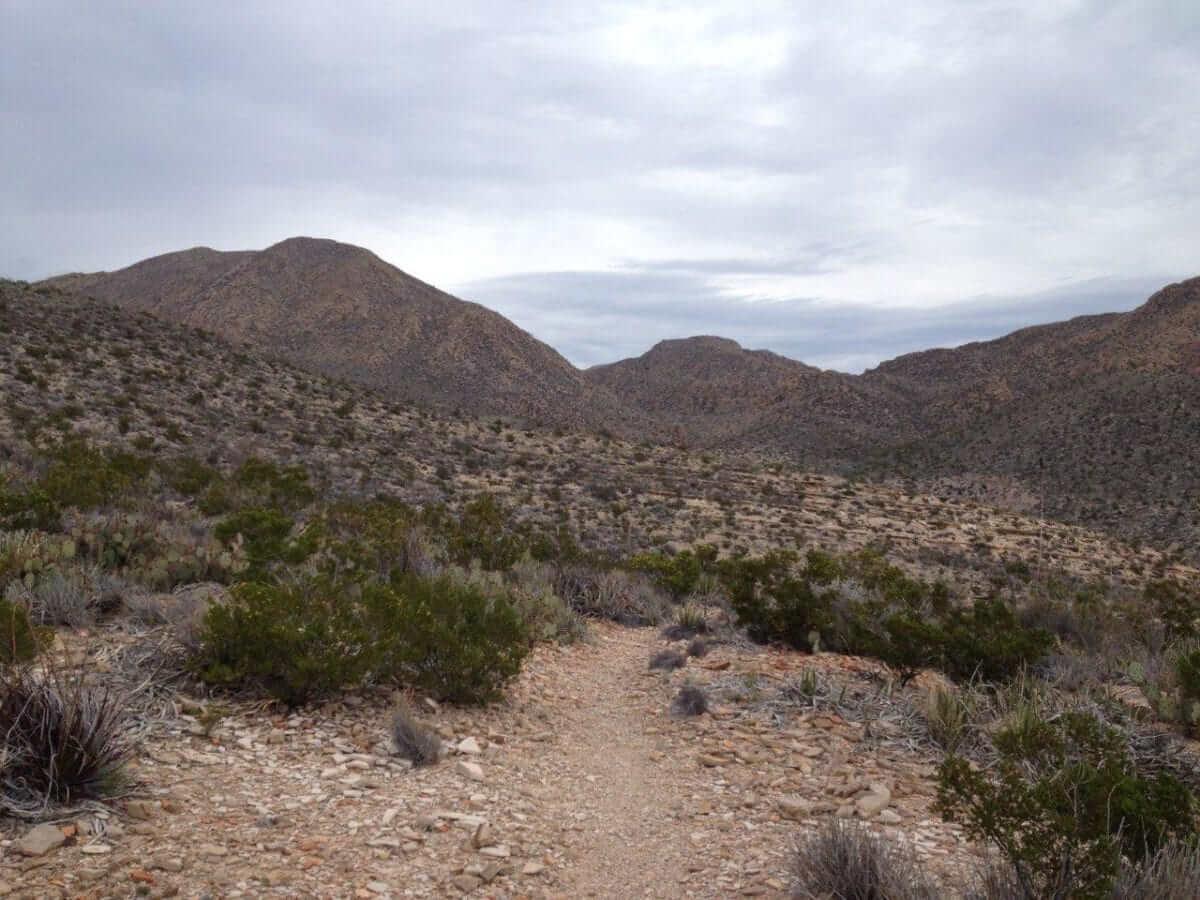 Backpacking In Big Bend National Park - The Marufo Vega Trail