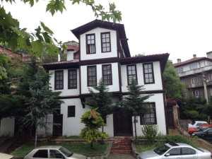 Kastamonu Houses