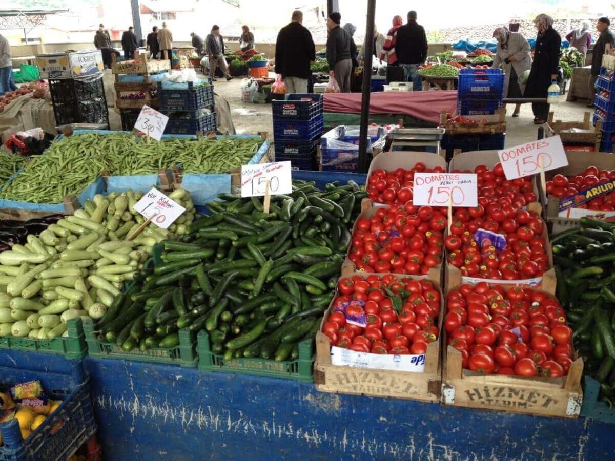 Kastamonu Market