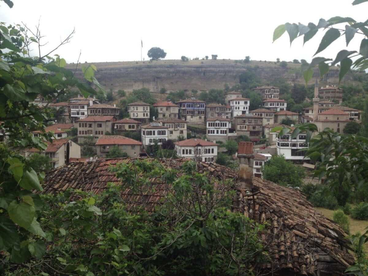 Safranbolu Hillside View