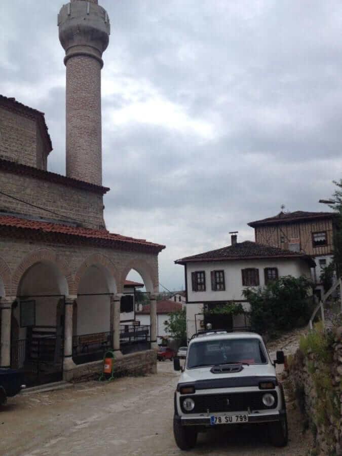 Safranbolu Medieval Streets