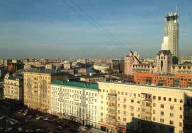 Moscow Walk: Paveletskaya Station to Red Square