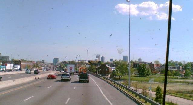 I-70 to St Louis
