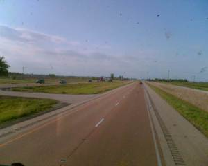 The I-55 to Chicago