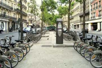 bicycle rental paris