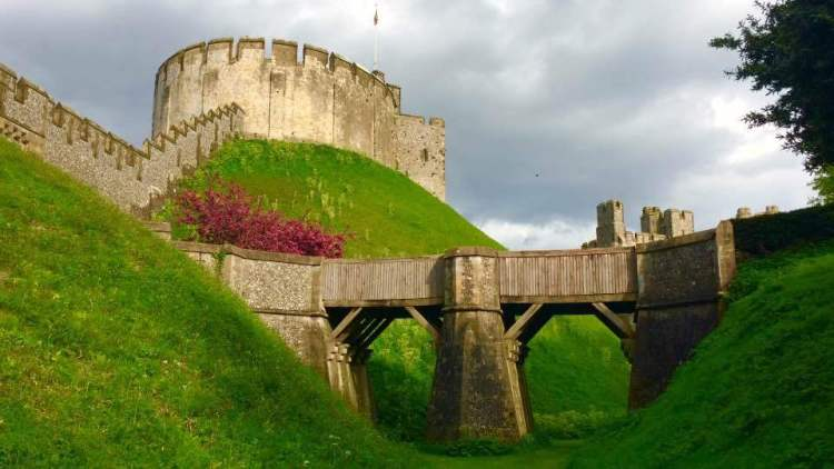 The Keep at Arundel Castle