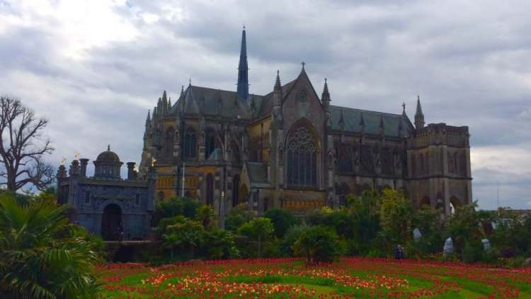 The Catholic Cathedral at Arundel