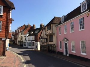 Lewes Old Town