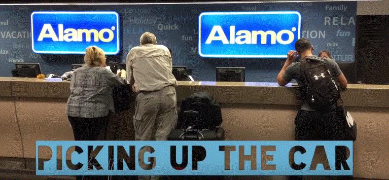 Alamo Car Hire Review Car Rental At Tampa Airport In Florida