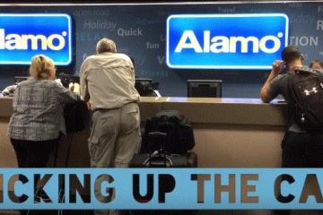 Alamo Car Rental Experience