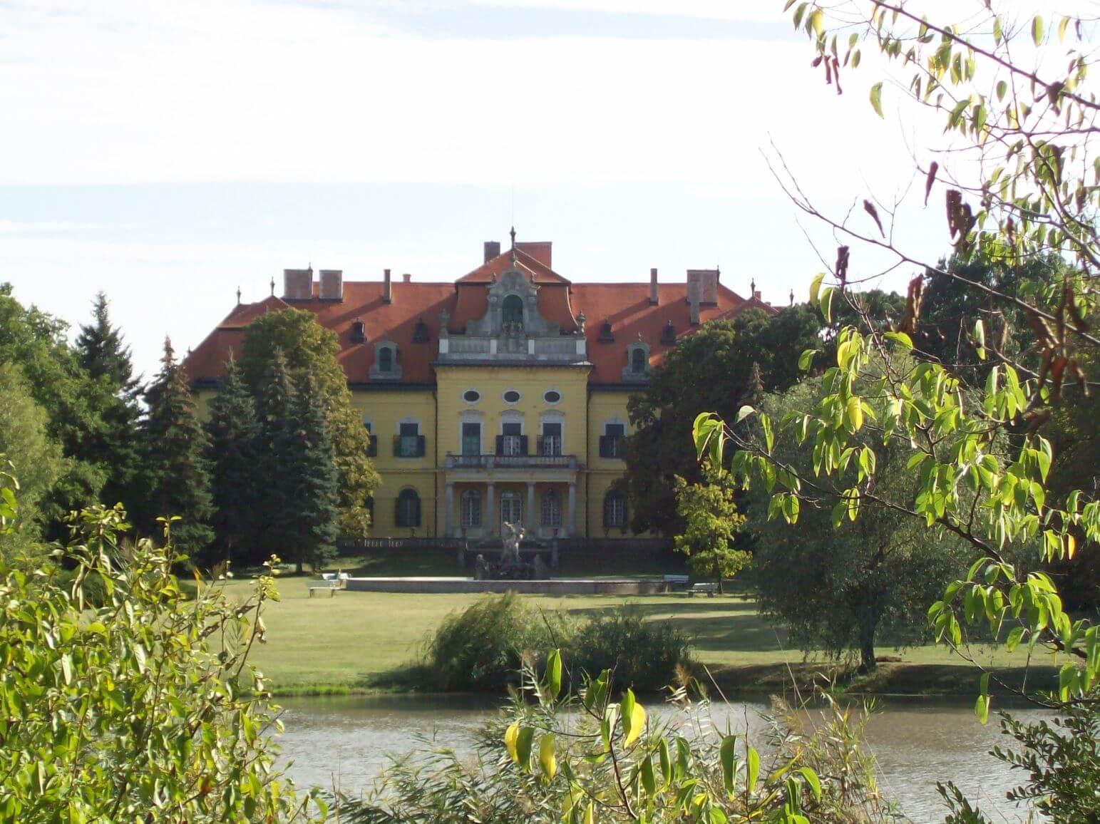 Nagymágocs Károlyi Palace