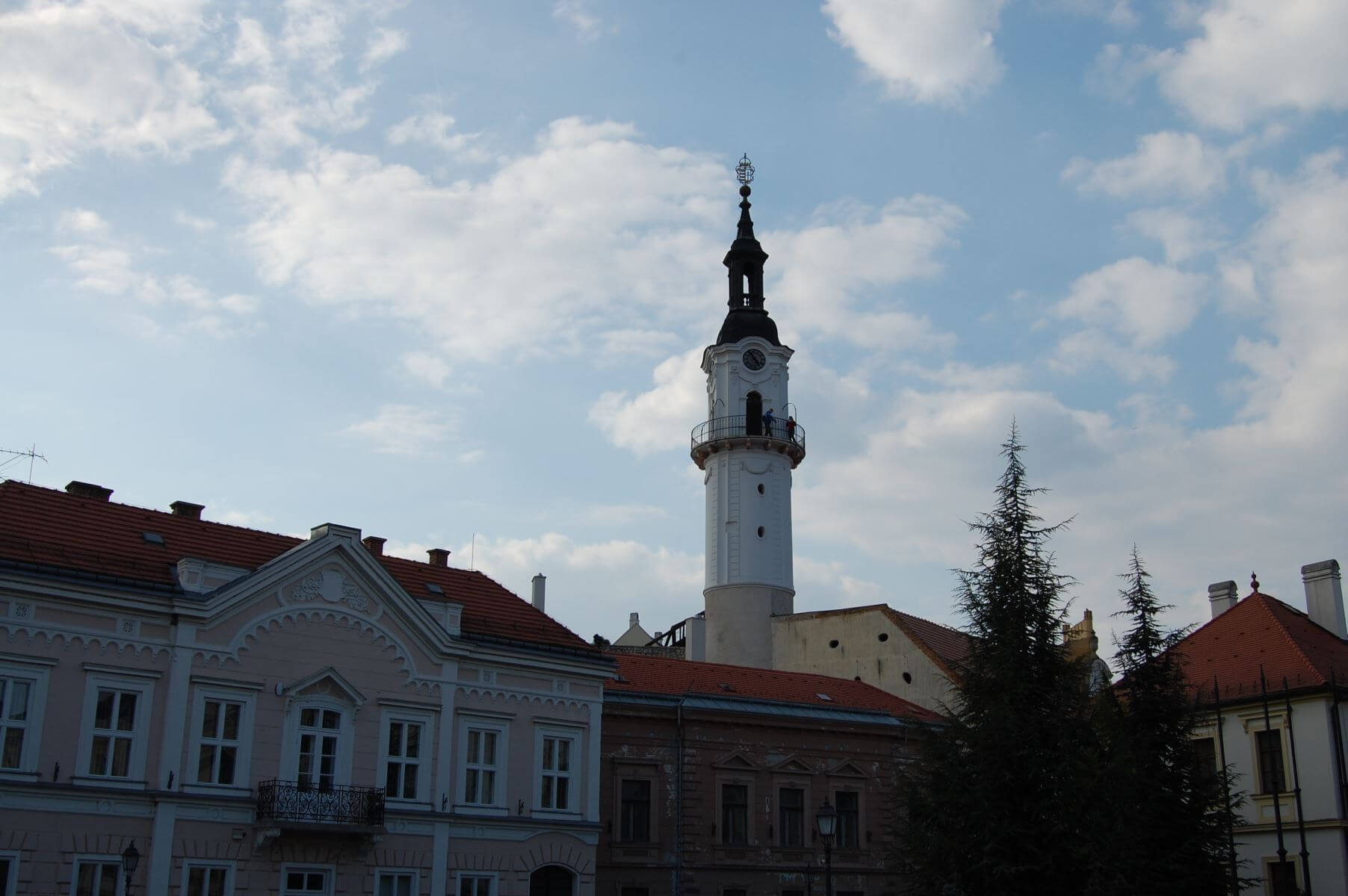 Old Tower in City Center