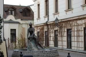 The Fountain in Veszprem