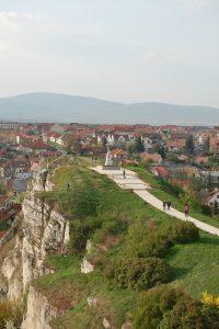 Cliffedge in Veszprém