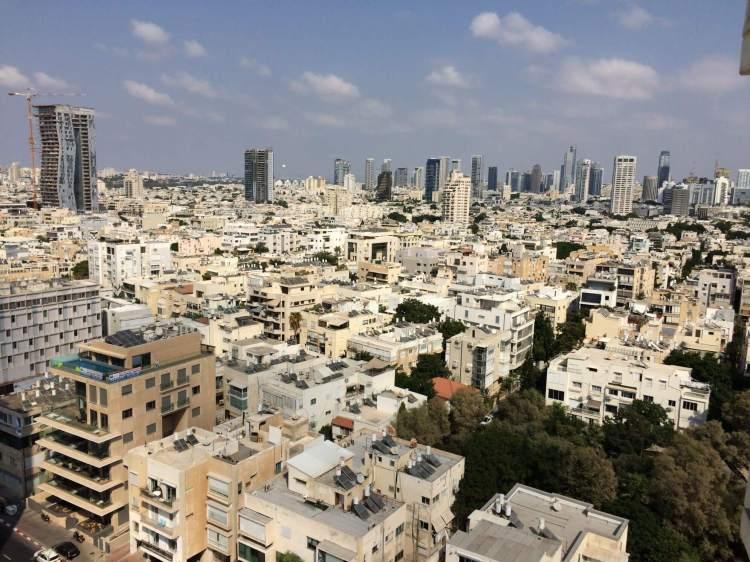 Views over Tel Aviv