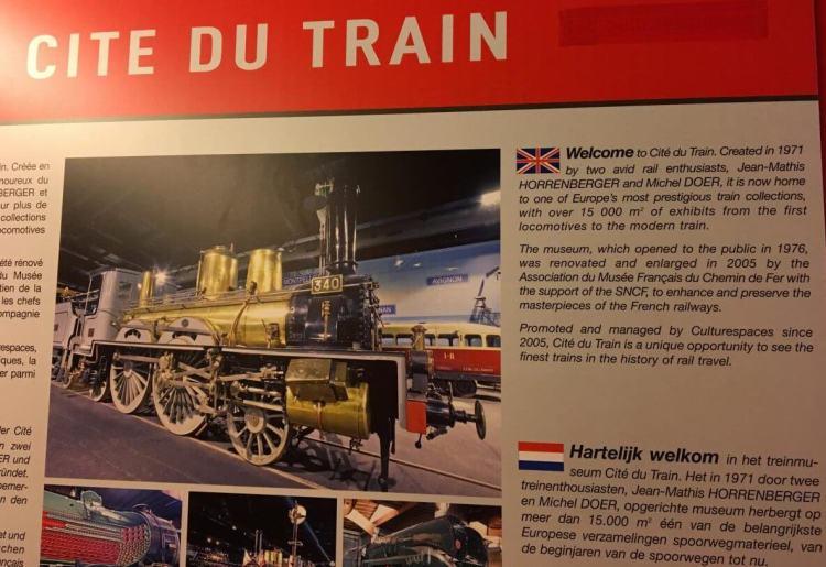 Mulhouse City of Railways