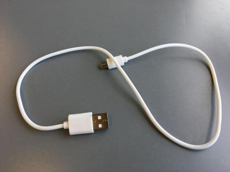 External Power Bank Charger Cable