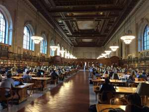 Grand Central Library Reading Room