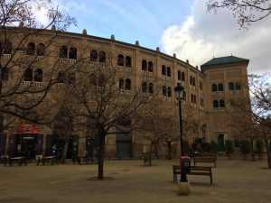 Plaza de los Toros, Granada, Spain