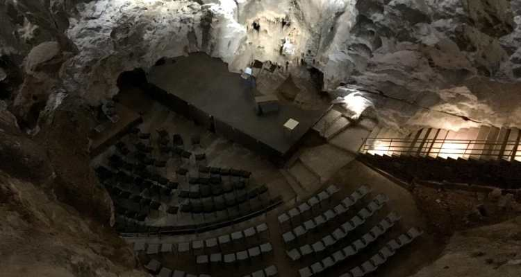 The Cave Concert Hall