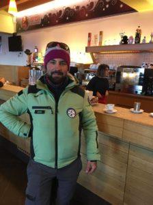 Jari, the ski instructor